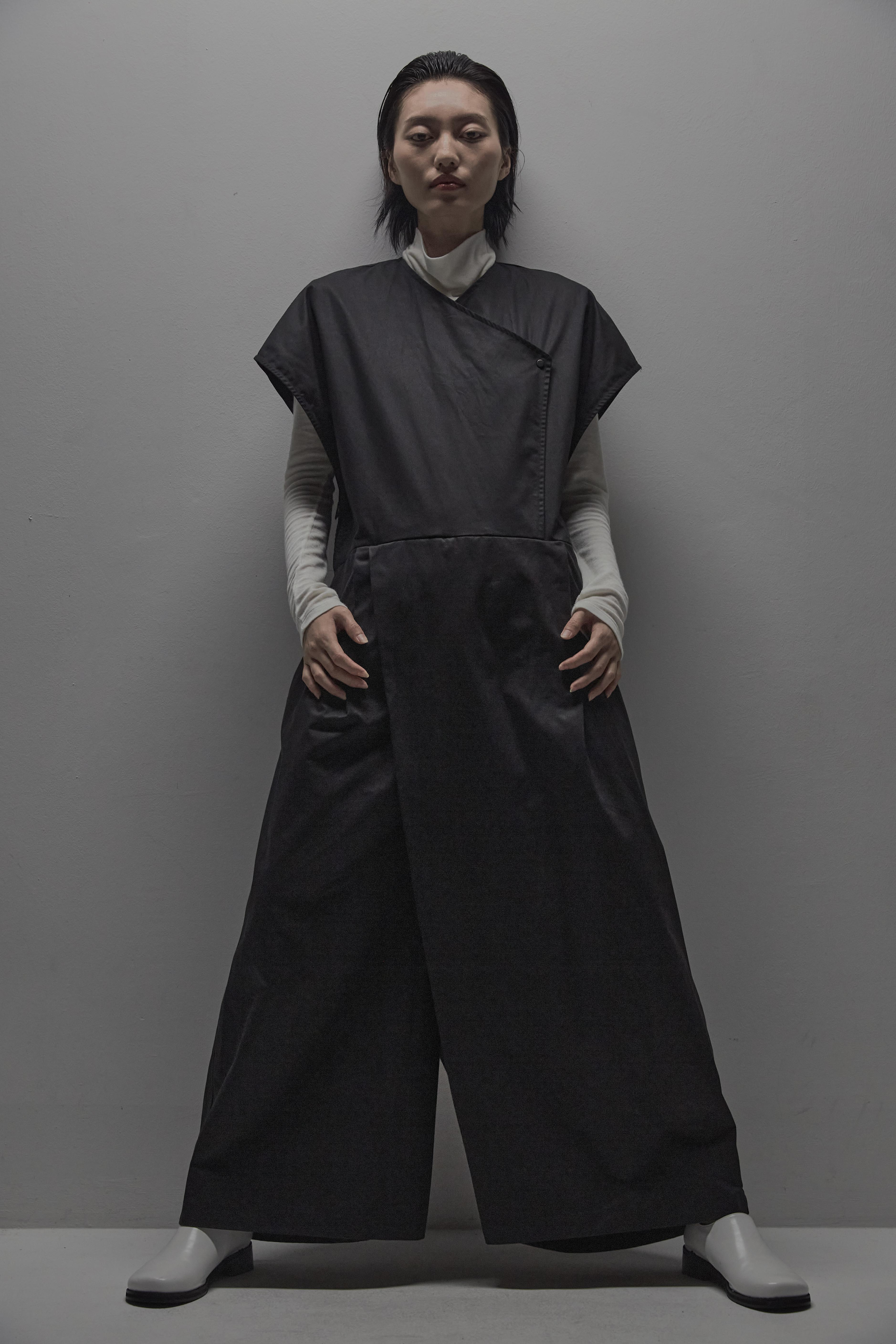 Cunfa jump suit [black]